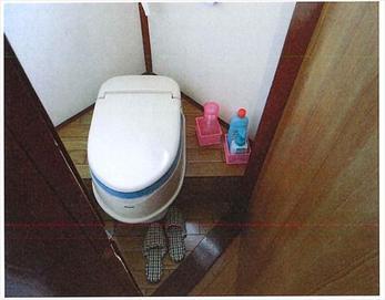 今時の洋式トイレに生まれ変わり、より使いやすい場所になりました!(^^)/