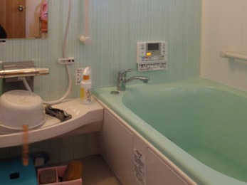 さわやかなお風呂でリフレッシュ♪