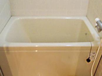 浴槽を交換!ピカピカだとゆっくりお風呂に入れます★