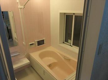 浴室リフォームでゆったり空間を満喫!