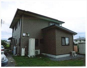 増築後の写真です。今までのお家と融合する外観に仕上がりました!(*^-^*)