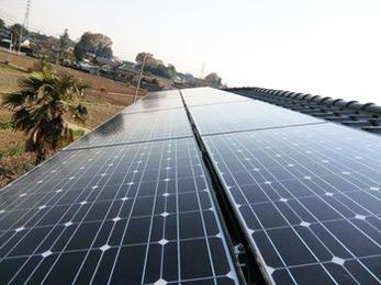 太陽光発電で電力削減!エコにも大きな貢献をします!