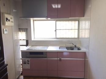 新しいキッチンで心機一転!