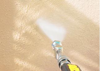 下地の処理が違う!バイオ高圧洗浄