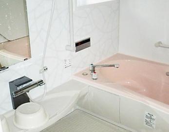 今日から、素敵な癒やしの空間が出来上がりました(*´艸`*) 入浴が楽しみですねっ(*^^)v