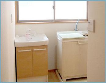 洗面器はLIXILリフラを設置しました☆