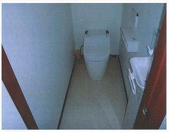 段差もなくなり、広々でスッキリとした空間に生まれ変わりました!(*^-^*) 【トイレシステム型式】パナソニック アラウーノ