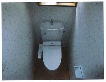 このようにスッキリとスマートな空間に大変身!!(^◇^) 【トイレ型式】TOTO ピュアレストQR