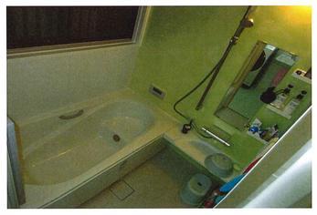 システムバスを導入後のお風呂です。 明るく広々とした空間に生まれ変わりました!(*^-^*)