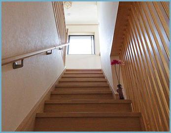 階段もリフォームです!