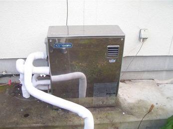 灯油ボイラーの設置配管工事も当社にお任せ!