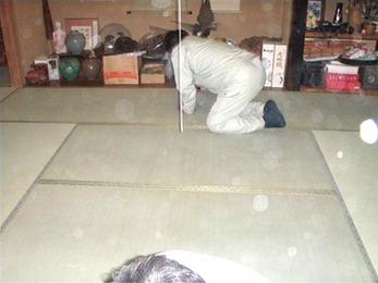 畳・床交換を行い、落ちついた和室へ
