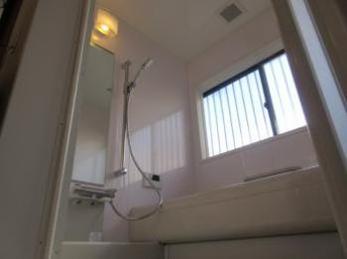 きれいな浴室できれいな生活を