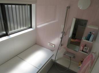 雰囲気を変えずに新しい浴室へ
