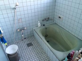 お風呂もトイレも洗面台も