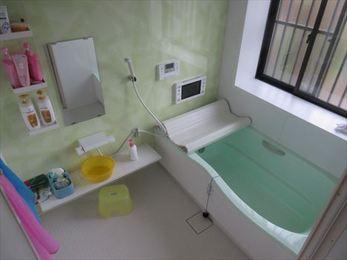 トイレも浴室も雰囲気ガラリと