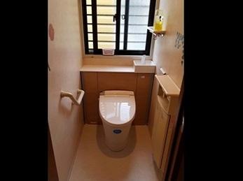 トイレもスタイリッシュに