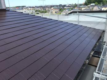 経年劣化で色あせた屋根をキレイにしたい