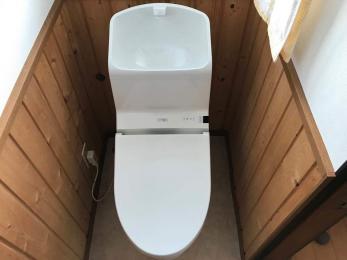 床掃除がしやすいように、ウォッシュレット一体型のトイレにしたい。