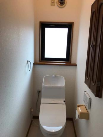 手洗いや、掃除のしやすさなど、機能性が高いトイレにしたい。