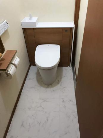 家族構成の変化に合わせて、使いやすいトイレにしたい