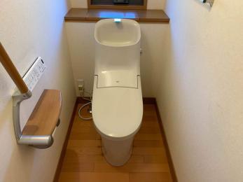 水垢等が気になる! もっとお掃除がしやすいトイレにしたい。