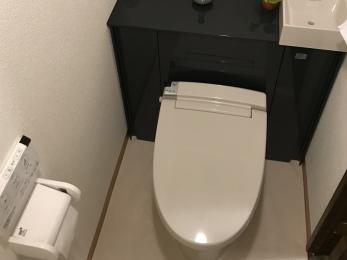 限られた空間を有効活用できるウォシュレット付きトイレにしたい