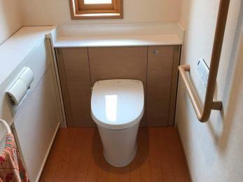 ウォシュレット一体型のトイレにしたい