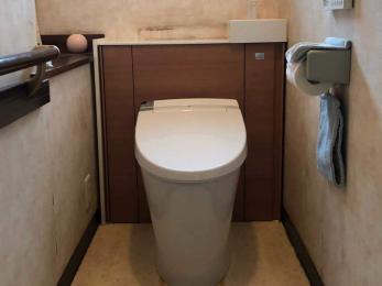 お掃除がしやすいトイレにしたい