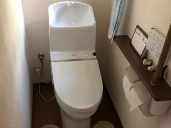 トイレで手洗いをした際に、水ハネが気になる!