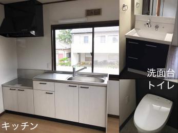 子世帯のために、2階にキッチンを新設したい