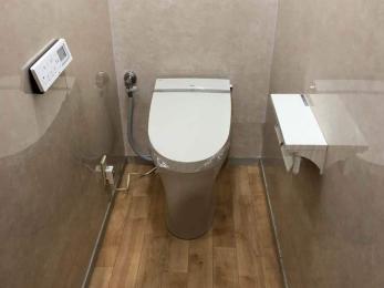 もっと掃除がしやすいトイレにしたい