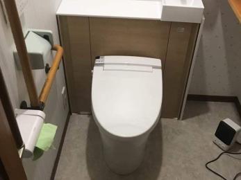 高齢者でも使いやすいトイレにしてほしい