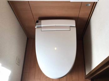 トイレが故障したので、新しいものに交換したい