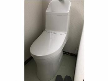 経年劣化が進んだトイレをキレイにしてほしい