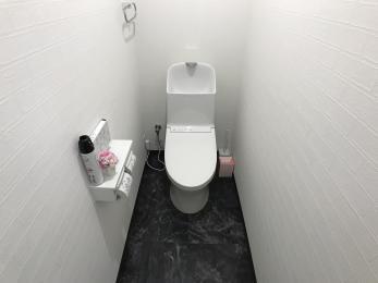 女子トイレをキレイにしたい