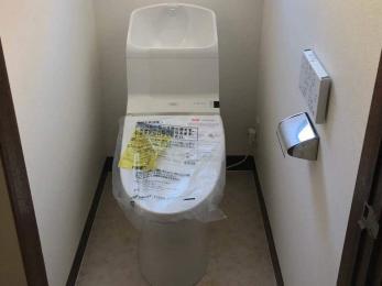 ウォシュレット一体型トイレにしたい