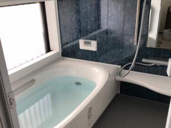 タイル貼りの浴室をキレイにしたい