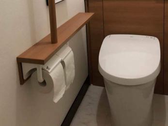 高齢者の方にも使いやすく、キレイなトイレを。
