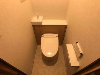 古い和式トイレをキレイにしたい。