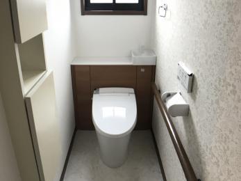 スッキリと使いやすいトイレにしたい
