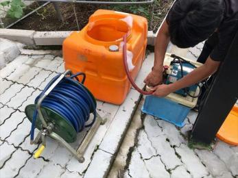 リアンの床下消毒は安全性に優れ、環境に優しい薬剤を使用しています。