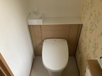 お掃除が楽なトイレにしたい
