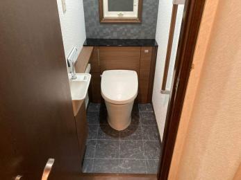 トイレ空間丸ごとリフォーム