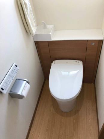 15年使用したトイレをリフォームしたい