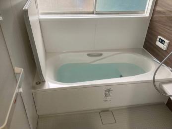 安心して温まれるお風呂へ。浴室リフォーム