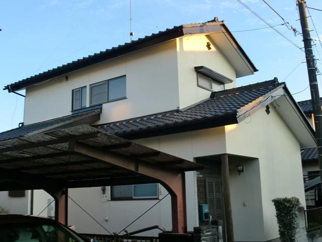 栃木市 関口様邸 外壁塗装工事