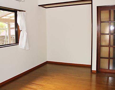 芳賀町 阿久津様邸 洋室クロス改修工事