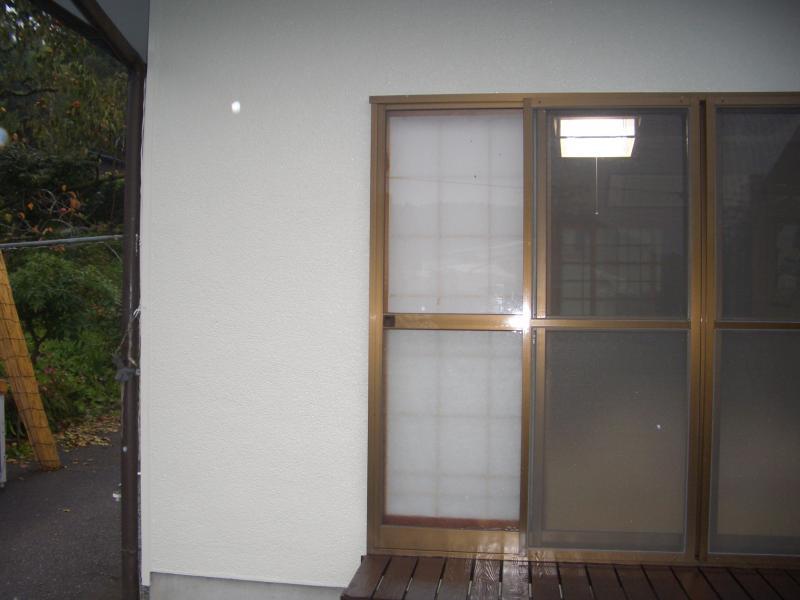 吉羽邸 外壁塗装工事