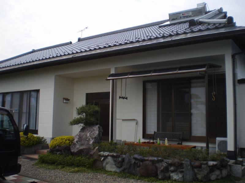 稲川様邸 外壁塗装工事